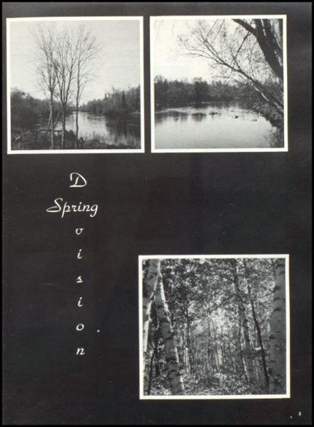 1979 Rib Lake High School Yearbook Page 7