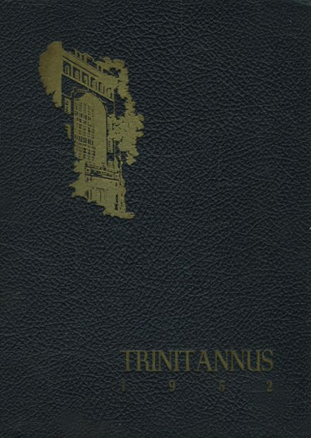 1952 Trinity Pawling High School Yearbook Cover