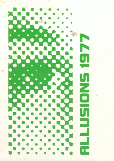 1977 Leland High School Yearbook Cover