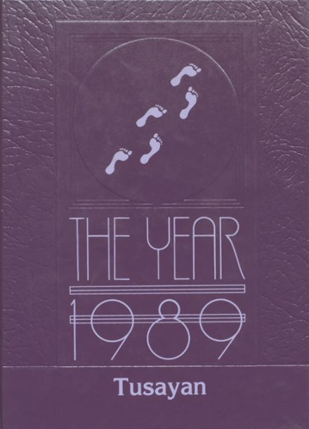 1989 Williams High School Yearbook Cover
