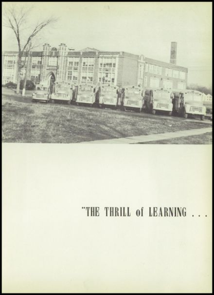 1952 Liverpool High School Yearbook Page 9
