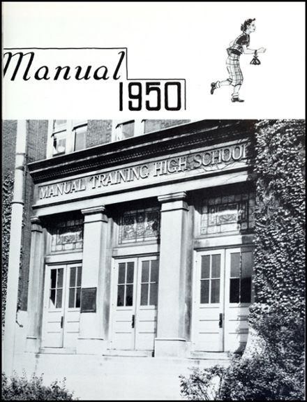 1950 Emmerich Manual High School Yearbook Page 7