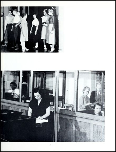 1950 Emmerich Manual High School Yearbook Page 9