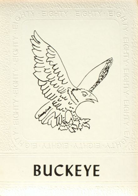 1988 Mississinawa Valley High School Yearbook Cover