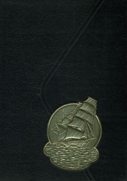 1966 Mainland High School Yearbook Cover