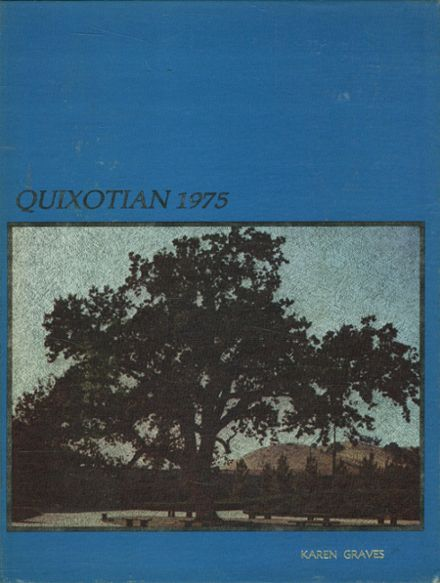 1975 Agoura High School Yearbook Cover