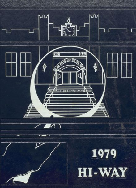 1979 Teaneck High School Yearbook Cover