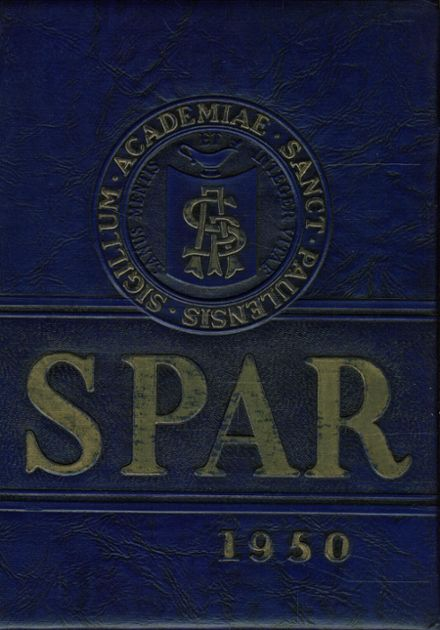 1950 St. Paul Academy - Summit Yearbook Cover