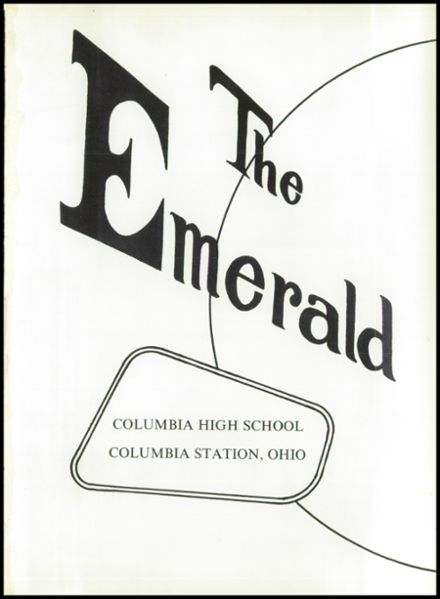 1963 Columbia High School Yearbook Page 5