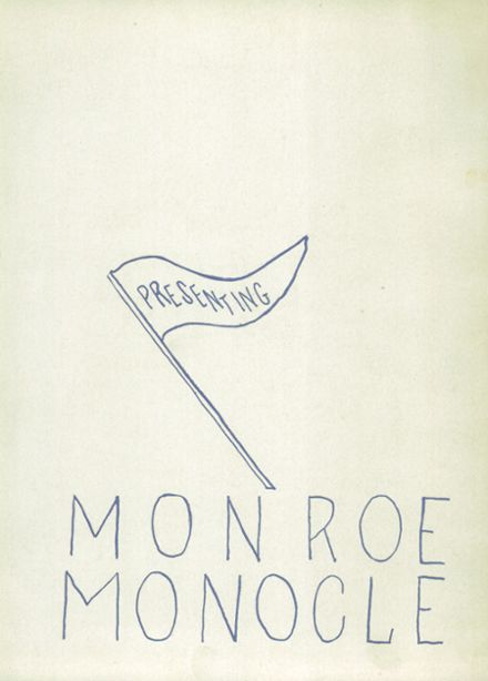 1948 Lemon Monroe High School Yearbook Page 5