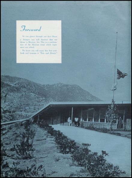1960 El Capitan High School Yearbook Page 6