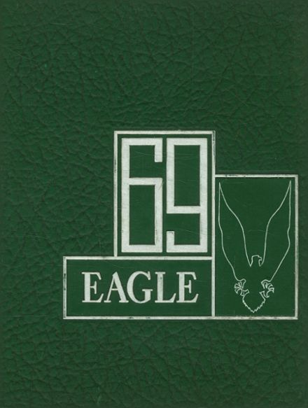 1969 Chaminade-Julienne High School Yearbook Cover