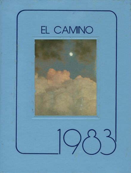 1983 North Hollywood High School Yearbook Cover