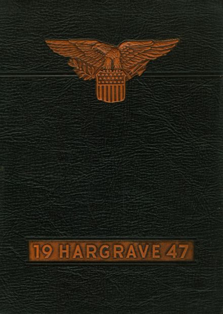 1947 Hargrave Military Academy Yearbook Cover