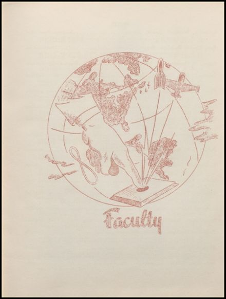 1946 Lowell High School Yearbook Page 9