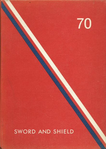 1970 South Salem High School Yearbook Cover
