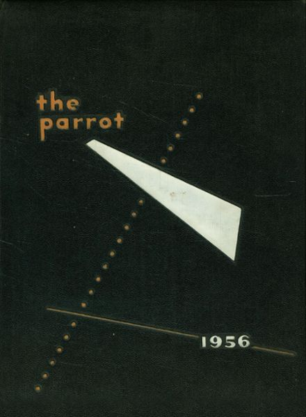 1956 Polytechnic High School Yearbook Cover