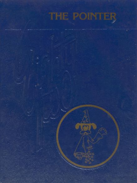 1982 South Point High School Yearbook Cover