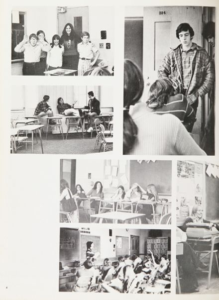 1973 Levittown Memorial High School Yearbook Page 8