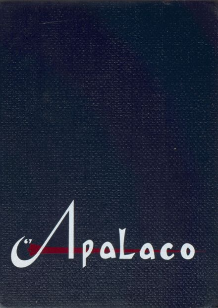 1967 Loyalsock High School Yearbook Cover