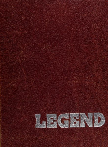 1952 Lafayette High School 400 Yearbook Cover