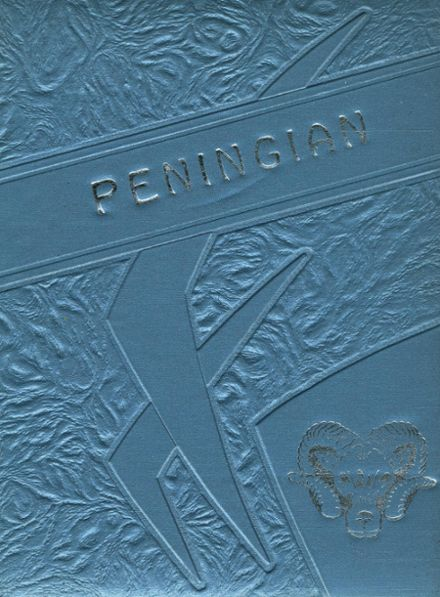 1963 Port Chester High School Yearbook Cover