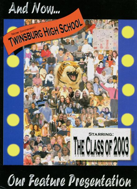 2003 Twinsburg High School Yearbook Cover