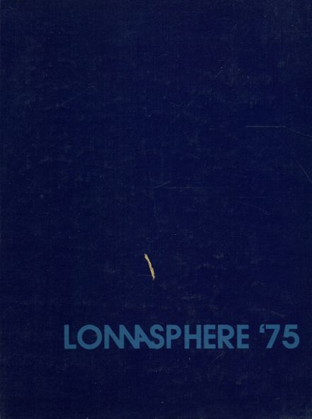 1975 Loma Linda Academy Yearbook Cover