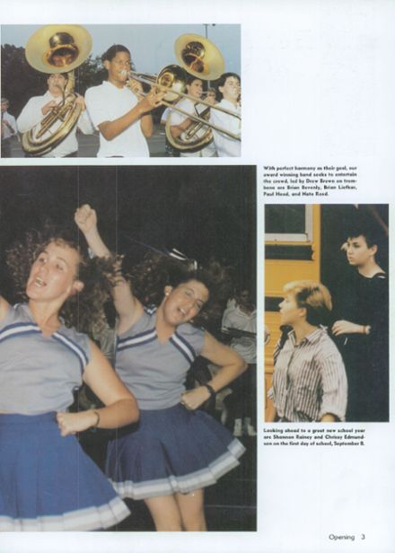 1988 West Potomac High School Yearbook Page 7