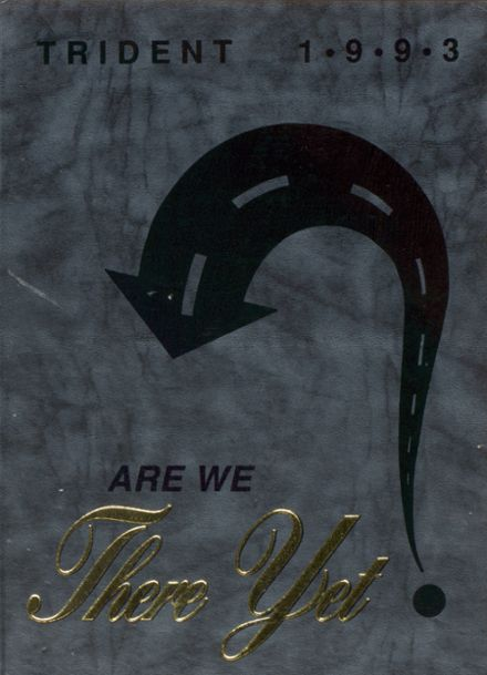 1993 West Lafayette High School Yearbook Cover