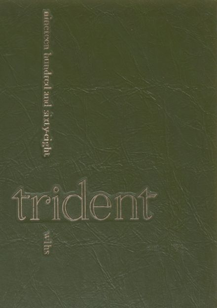 1968 West Lafayette High School Yearbook Cover