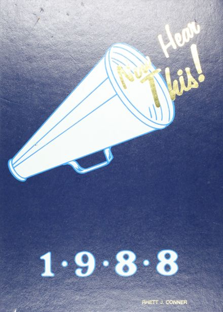 1988 Heritage Hall High School Yearbook Cover