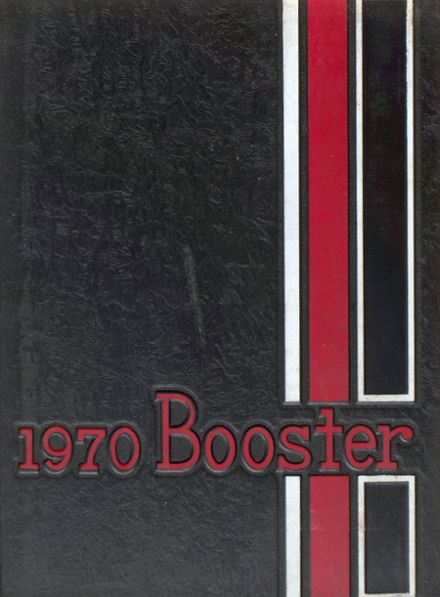 1970 Boiling Springs High School Yearbook Cover