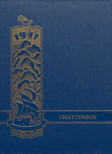 1947 Grafton Community School Yearbook Cover