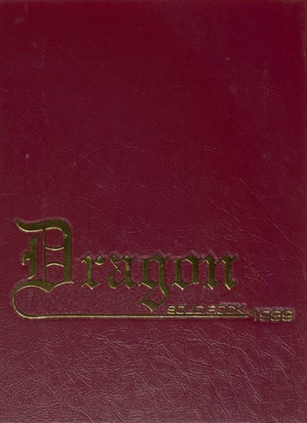 1989 Round Rock High School Yearbook Cover