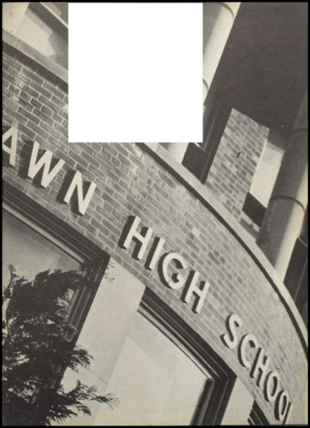 1955 Fair Lawn High School Yearbook Page 3