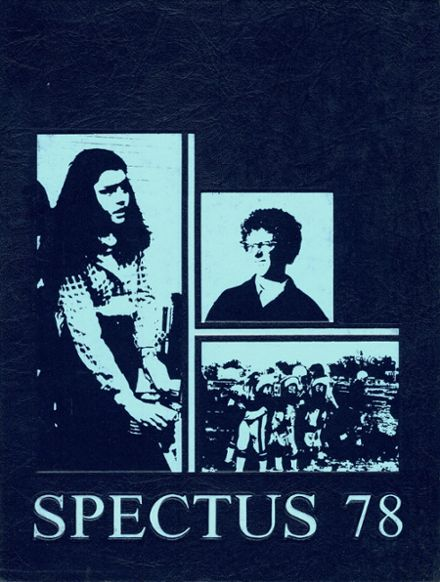 1978 Lakeview High School Yearbook Cover