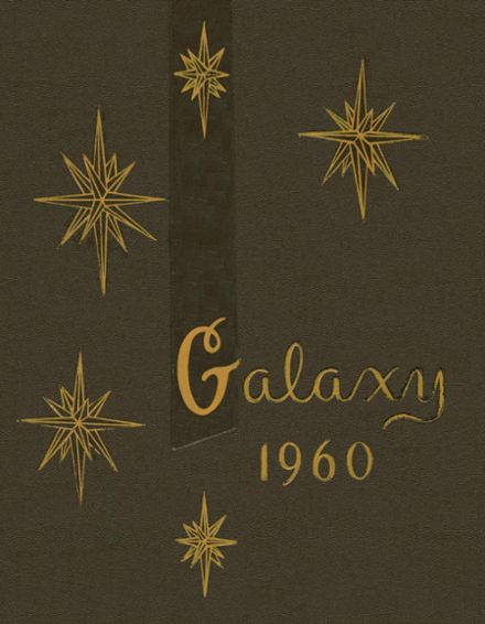 1960 Henry Ford High School Yearbook Cover