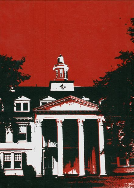 1981 Morristown-Beard School Yearbook Cover
