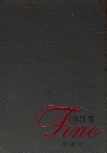1995 West Lafayette High School Yearbook Cover