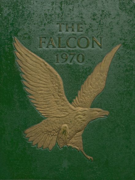 1970 Benjamin Franklin High School Yearbook Cover