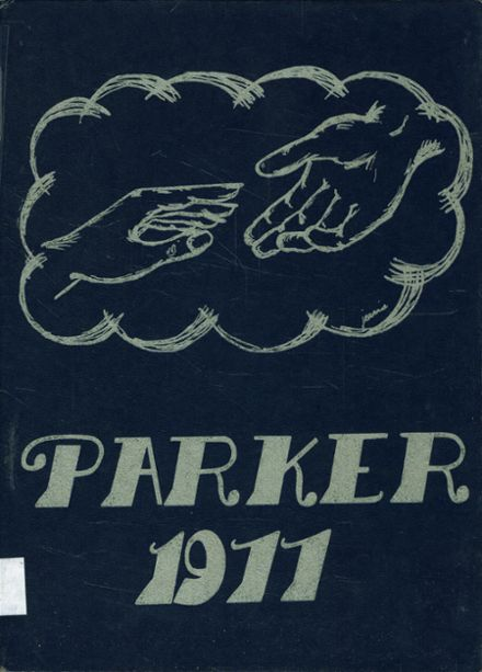 1977 Lake Park High School Yearbook Cover