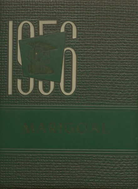 1956 Holy Name School Yearbook Cover