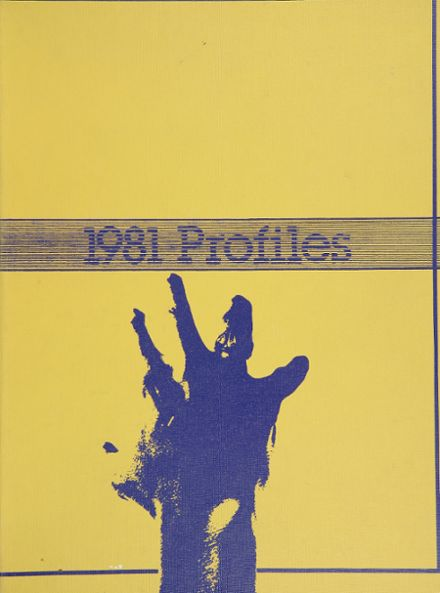 1981 Kennedy High School Yearbook Cover