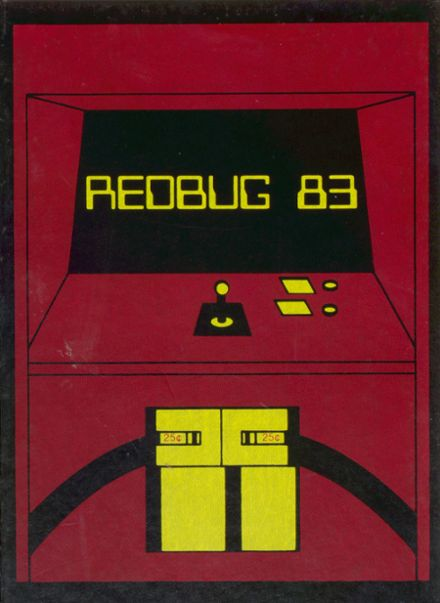 1983 Fordyce High School Yearbook Cover