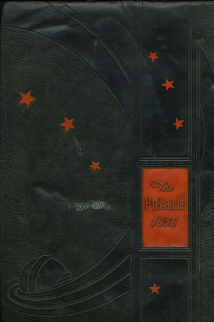 1956 North High School Yearbook Cover