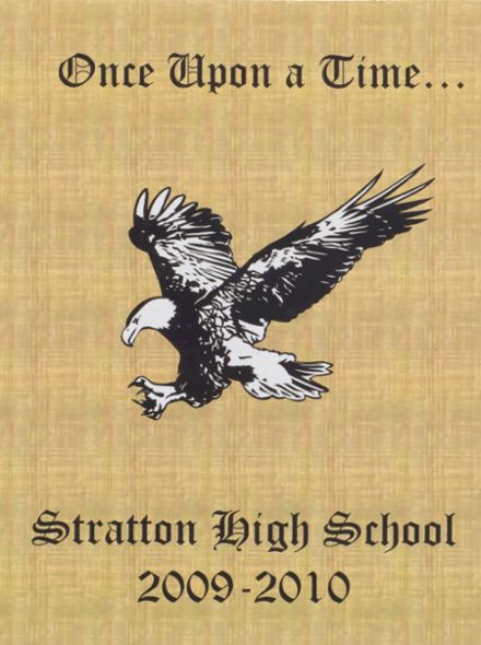 2010 Stratton High School Yearbook Cover