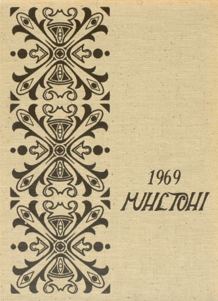 1969 Muhlenberg High School Yearbook Cover