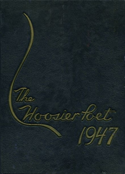 1947 James Whitcomb Riley High School Yearbook Page 1