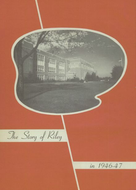 1947 James Whitcomb Riley High School Yearbook Page 6